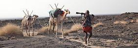 Eine Reise in die Danakil-Wüste ist gefährlich.
