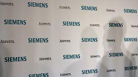 Hausgemachte Probleme werfen Schatten auf die Siemens-Zahlen.