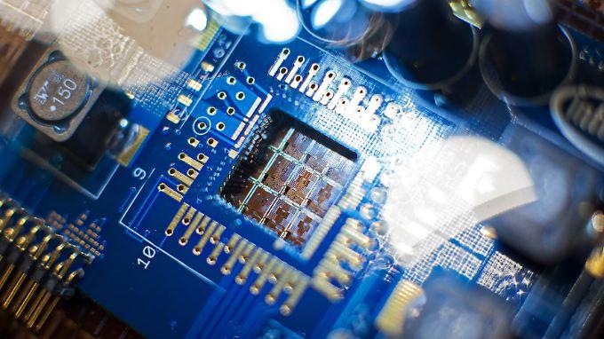 Audio-Chip von Infineon