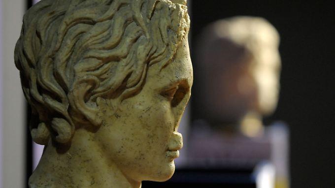 Alexander der Große: Wissenschaftler sehen ihn nicht als Vorfahren der heutigen slawischen Mazedonier.