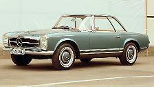 Mercedes SL: Eine automobile Stilikone wird 60