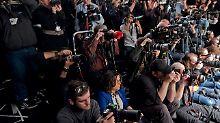 Nicht überall auf der Welt können Journalisten ihrer Arbeit frei nachgehen.