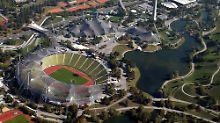 Im Jahr 1972 fanden auf dem Münchener Olympia-Gelände die Sommerspiele statt.