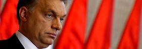 Viktor Orban gestaltet Ungarn nach seinen Vorstellungen um.
