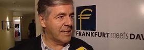 """Josef Ackermann im n-tv Interview: """"Wir nehmen viel Verlust in Kauf"""""""