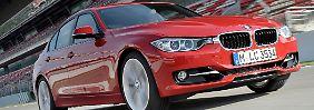 Mit dem neuen BMW 3er wurde im Segment der Mittelklasse ein neuer Klassenkampf eingeläutet.