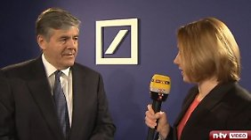Josef Ackermann im Gespräch mit Katja Dofel