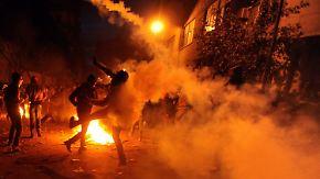 Tote und Verletzte in Ägypten: In Kairo regiert die Gewalt