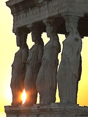 Deutsche Stromkunden lassen doch nicht in Hellas die Sonne aufgehen.