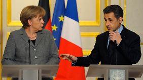 Wie viel hält Griechenland aus?: Merkel und Sarkozy wollen Extrakonto