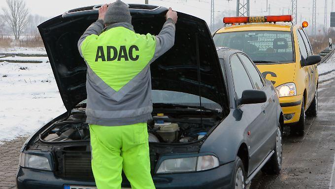 Ist der Diesel versulzt, kann auch der ADAC nicht mehr helfen.