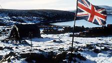 30 Jahre Kampf um die Falklands: Erinnerungen an einen seltsamen Krieg