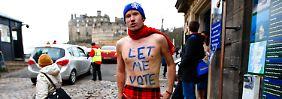 Wagen die Schotten den Schritt in die Unabhängigkeit?