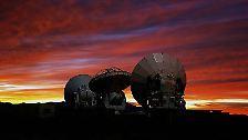 Bilderserie: Super-Teleskope in der Atacama-Wüste