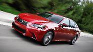 """""""Car Of The Year 2012"""": Opel Ampera und der schmucke Rest"""