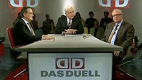 Martin Kannegiesser und Rudolf Hickel: Weniger Arbeitslose, schlechtere Jobs?