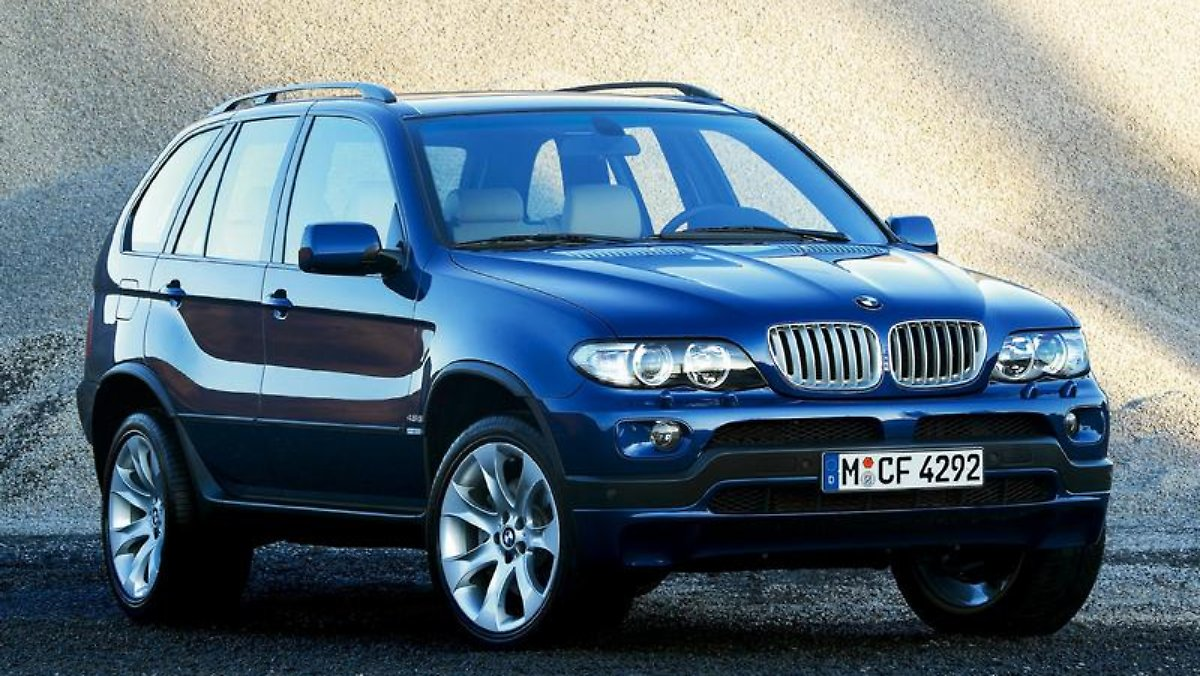 bmw x5 gebraucht suv mit ordentlich leistung n. Black Bedroom Furniture Sets. Home Design Ideas
