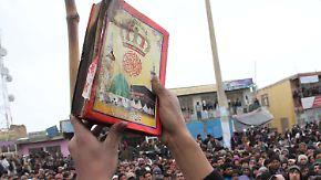 Wütender Protest nach Koran-Verbrennung: USA versuchen, Wogen zu glätten