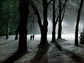 Im Dunkeln ist gut munkeln: Bei den Dark Pools geht es genau darum, anonym zu bleiben.