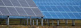 Thüringen droht mit Veto im Bundesrat: Schonfrist für Solar-Großanlagen?