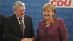 Gestatten: Herr Gauck: Bald-Bundespräsident stellt sich vor