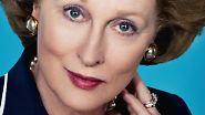 """""""Die Eiserne Lady"""": Streep brilliert als Thatcher"""