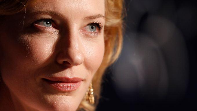 Cate Blanchett möchte mal richtig böse sein.