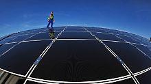 Rendite von 5,6 bis 8,0 Prozent: Bei Solarstrom geht wieder was