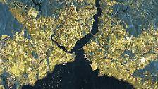Die besten Bilder vom DLR: Aus dem Weltraum geknipst