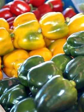 Gut fürs Ungeborene: Gemüse wirkt offenbar vorbeugend gegen Typ-1-Diabetes.