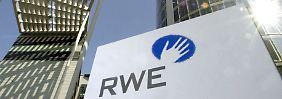 Atomwende macht zu schaffen: RWE-Gewinn schrumpft