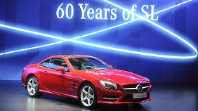 Autosalon in Genf: Automesse startet mit zwei Siegern