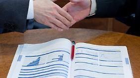 Das Beratungsprotokoll soll auch als Beweismittel bei Falschberatungen dienen.