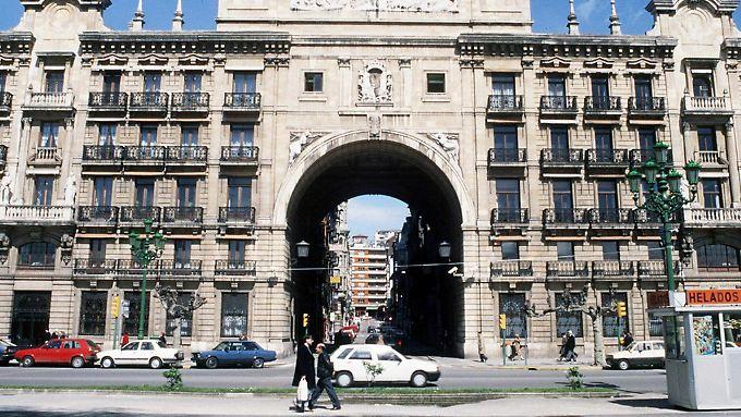 Hinter den Mauern des Madrider Santander-Hauptsitzes herrscht bereits große Unruhe.