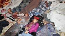 Syrien am Scheideweg: Assad tötet sein Volk
