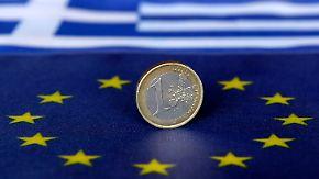 Nach Schuldenschnitt: Fitch hebt Bonität Griechenlands an