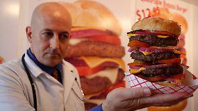 n-tv Wissen: Fettige Geschäftsidee: Heart Attack Grill