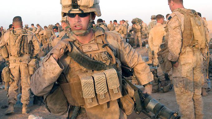 Seit fast 16 Jahren läuft der Nato-Einsatz in Afghanistan.