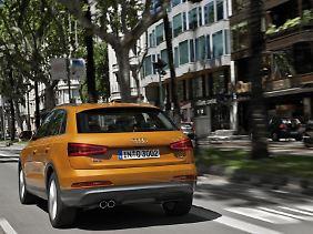 Mit neuen Design und einer Vielzahl anspruchsvoller Technik-Extras will sich der Audi A3 abermals an die Spitze des Segments setzen.