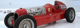 Luxusautobauer lädt ein: Ferrari-Museum eröffnet in Modena