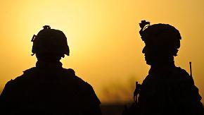 Lebende Zeitbomben in Afghanistan: Wenn Soldaten Amok laufen