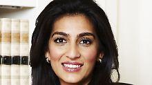 Sieht Escada nicht als Hobby für gelangweilte Milliardärs-Schwiegertöchter: Megha Mittal.