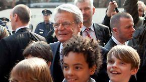 Ein Freiheitskämpfer für Schloss Bellevue: Joachim Gauck im Porträt