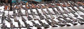 2011 war eines der kriegerischsten Jahre seit Jahrzehnten. Davon profitieren die Waffenexporteure USA, Russland und Deutschland.