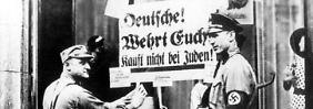 ... war eine Aufforderung zum Handeln. In der Nacht zum 10. November 1938 fielen NS-Banden über Synagogen, jüdische Einrichtungen und Geschäfte her.