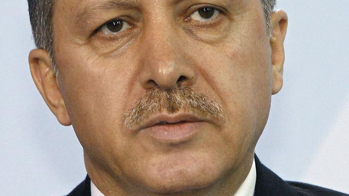 """Erdogan will dem iranischen Nachbarn nicht """"den Rücken zuwenden""""."""