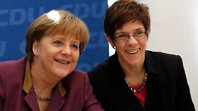Landtagswahl im Saarland: CDU jubelt, SPD ist enttäuscht
