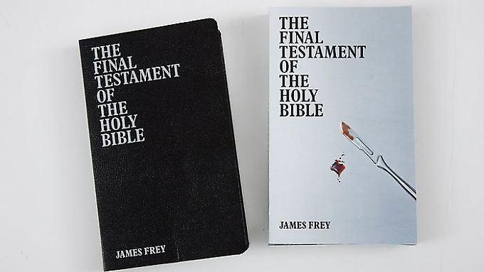 Ein Buch wie eine Bibel.