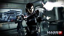 Nur noch kurz die Galaxis retten: Shepard zieht in die letzte Schlacht