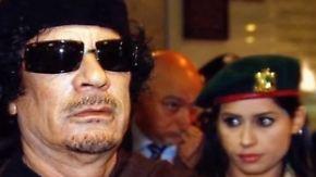 Systematischer Missbrauch: Gaddafi soll Frauen vergewaltigt haben